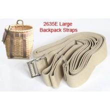 Large Backpack Straps
