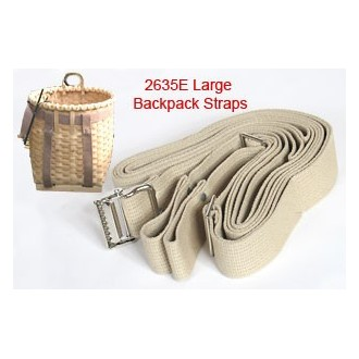 Large Backpack Straps