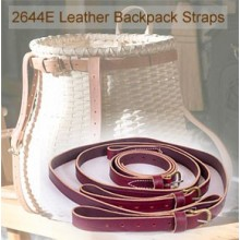 LEATHER Backpack Straps