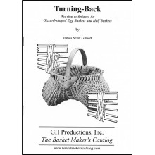 Turning-Back: Techniques for Rib Basket Pattern