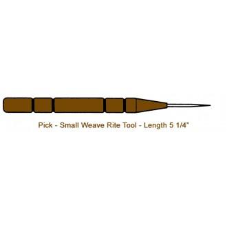 Pick - Small Weave Rite Tool