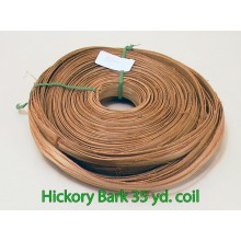 Hickory Bark - 35 yard coil - Supply is Limited