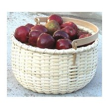 Apple Basket with Swing Handle Workshop