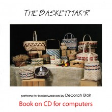 CD - The Basketmak'r by Deb Blair