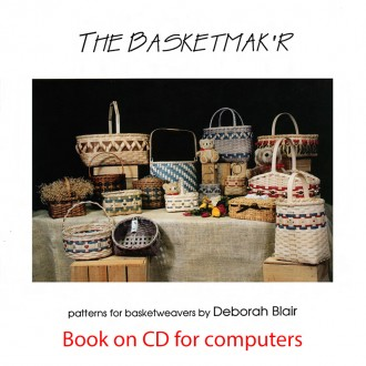 Patterns for Basketmakers book 1 CD