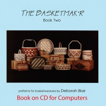Patterns for basketmakers - book 2 CD