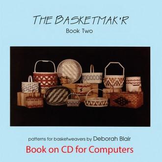 Patterns for basketmakers - book 2 CD
