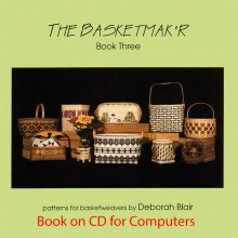 Patterns for basketmakers book 3 CD
