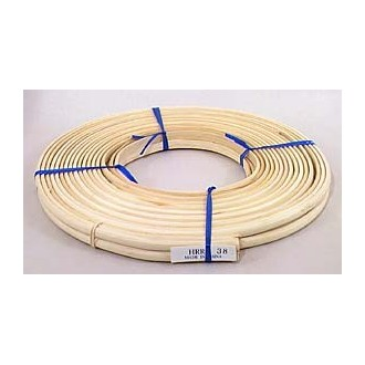 "3/8"" Half Round Reed (Split Reed) - 1 lb. coil"