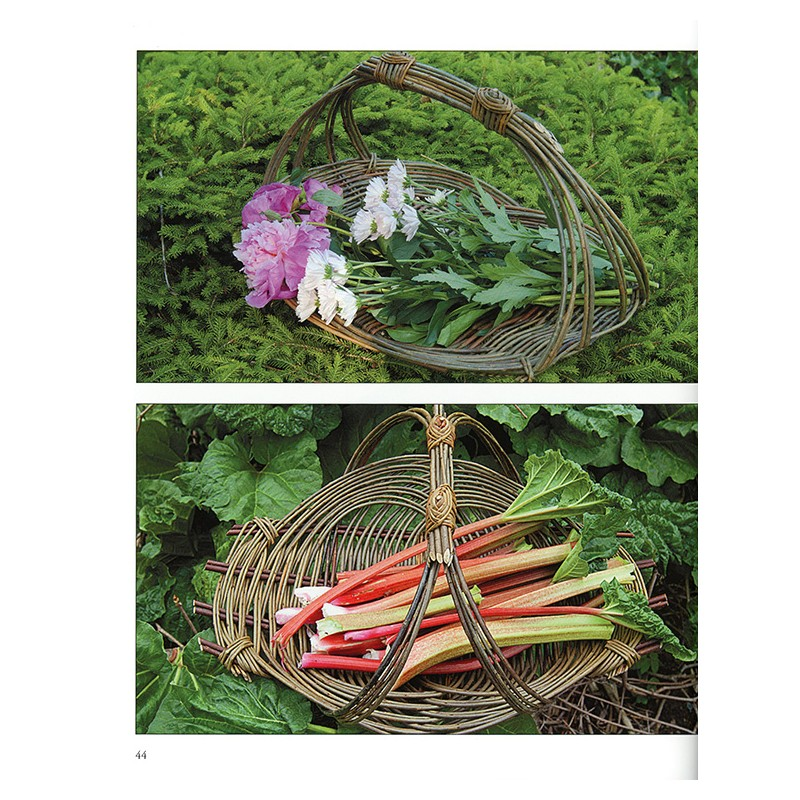 Willow Basket Weaving Dvd : Zarzo baskets and trays the basket maker s catalog