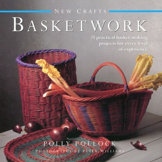 Basketwork by Polly Pollock
