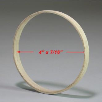 4 x 7/16 Round Hoop