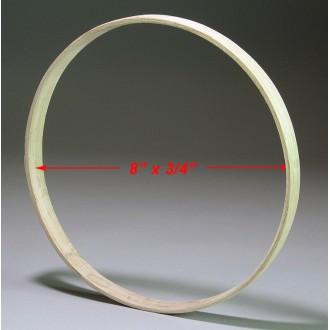 8 x 3/4 Round Hoop