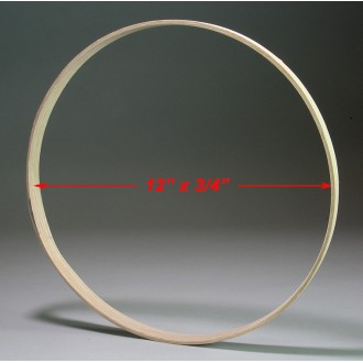 12 x 3/4 Round Hoop