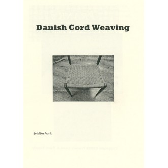Danish Cord Weaving Booklet