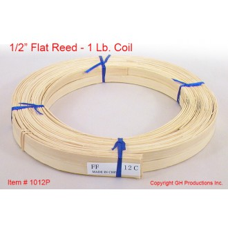 1/2 inch Flat Reed