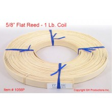 "5/8"" Flat Reed - 1 lb. coil"