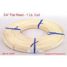 "3/4"" Flat Reed - 1 lb. coil"