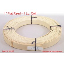 "1"" Flat Reed - 1 lb. coil"