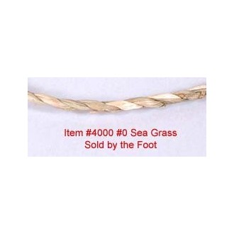 No. 0 Sea Grass - sold by the foot.