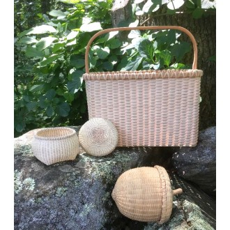 2019 Black Ash Basketry with Alice Ogden