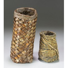 2019 Willow Bark Basketry with Judy Zugish