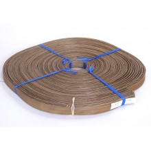 """Smoked 5/8"""" Flat Reed - 1 lb. coil"""