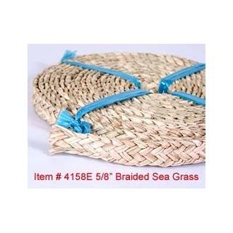 Braided Sea Grass 5/8 inch width - coil