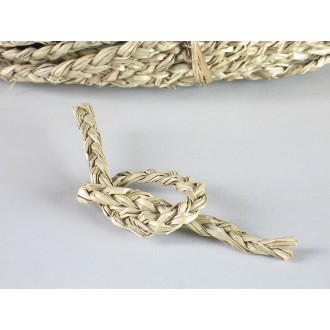 Braided Sea Grass 1/4 inch width--Sold by the foot