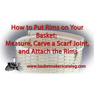 Attaching rims to Your Basket