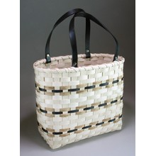 Farmer's Market Tote Basket - Learnshop in Berea Kentucky