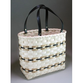 Farmer's Market Tote Basket Learnshop in Berea Kentucky
