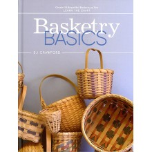Basketry Basics by BJ Crawford -