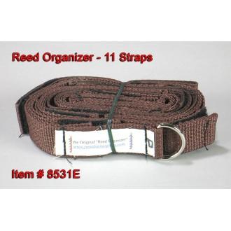 Reed Organizer - 11 Straps