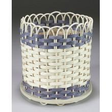 Drilled Base Basket Pattern