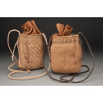 Black Willow Bark Shoulder Bag Workshop With Jennifer Zurick