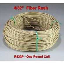 4/32 inch Fiber Rush
