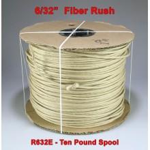 "6/32"" Fiber Rush 10 Pound Coil"