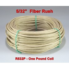 5/32 inch Fiber Rush - SOLD BY THE COIL