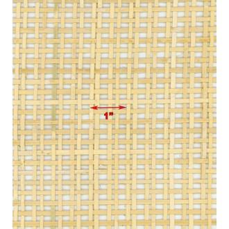 Danish Weave Cane Webbing / Medium 24 inches wide