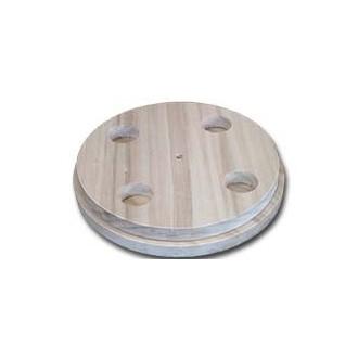 6 inch Round Nantucket Rim Mold -