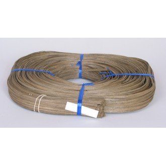 11/64 inch Smoked Flat Oval Reed