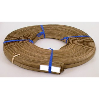 1/2 inch Smoked Flat Oval Reed
