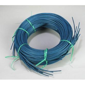 .5 lb. - No. 3 Round Amish Blue DYED --1/2 lb. bundle