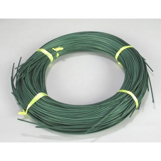 .5 lb. - No. 3 Round Forest Green DYED--1/2 lb. bundle
