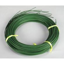 .5 lb. - No. 3 Round Green DYED--1/2 lb. bundle