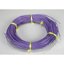 .5 lb. - No. 3 Round Violet DYED--1/2 lb. bundle