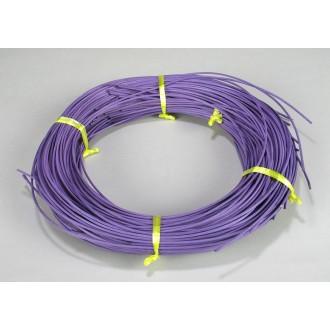 .5 lb. - No. 3 Round Violet DYED--1/2 lb. bundle