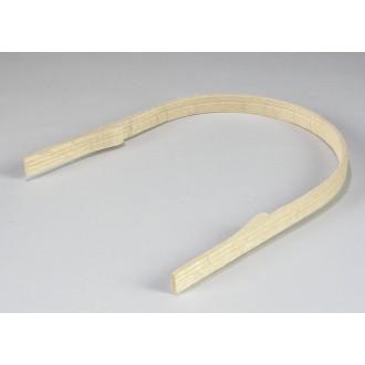 6 in. Round w/Shelf Notch Handle