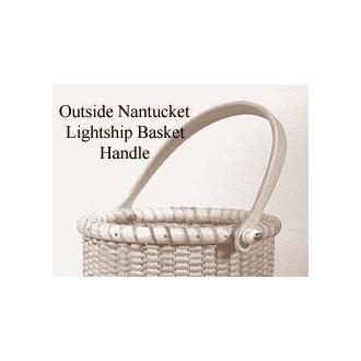 10 inch Outside Nantucket Handle